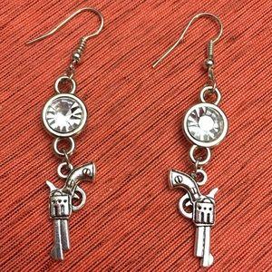 Jewelry - Revolver Earrings